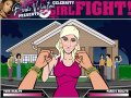 celebrity girl fighting